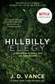 Hillbilly Elegy (Movie tie-in)