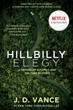 Hillbilly Elegy [movie tie-in] - Vance, J. D.