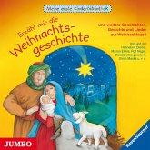 Erzähl mir die Weihnachtsgeschichte und weitere Geschichten, Gedichte und Lieder zur Weihnachtszeit (MP3-Download)