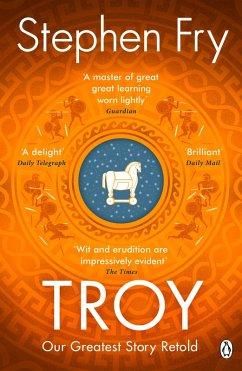 Troy (eBook, ePUB) - Fry, Stephen