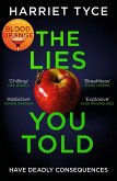 The Lies You Told (eBook, ePUB)