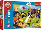 Trefl 18244 - Feuerwehrmann Sam, Bereit zu Helfen, Puzzle, 30 Teile