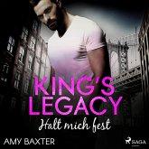 King's Legacy - Halt mich fest (Bartenders of New York 3) (MP3-Download)