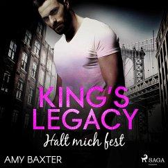 King's Legacy - Halt mich fest (Bartenders of New York 3) (MP3-Download) - Baxter, Amy