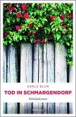 Tod in Schmargendorf (Mängelexemplar)