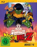 Dragonball Z - Movies Box BLU-RAY Box