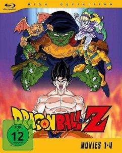 Dragonball Z - Movies Box BLU-RAY Box