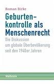 Geburtenkontrolle als Menschenrecht (eBook, PDF)