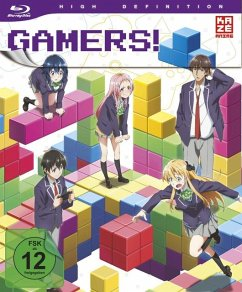 Gamers! - Staffel 1 - Vol. 1 Sammleredition