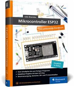 Mikrocontroller ESP32 - Brandes, Udo