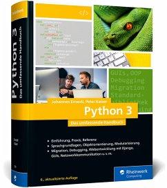 Python 3 - Ernesti, Johannes; Kaiser, Peter