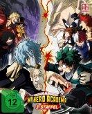My Hero Academia - 3. Staffel - DVD 1 mit Sammelschuber (Limited Edition)