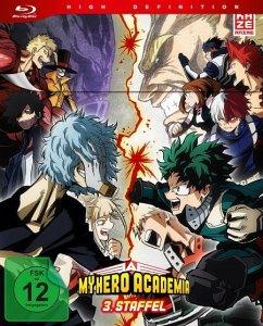 My Hero Academia - Staffel 3 (Gesamtausabe) BLU-RAY Box