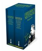 Friedrich Nietzsche: Hauptwerke in 2 Bänden