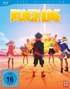Punch Line BLU-RAY Box