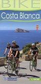 Costa Blanca Bike Cycling map