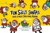 Ten Silly Santas (eBook, ePUB)