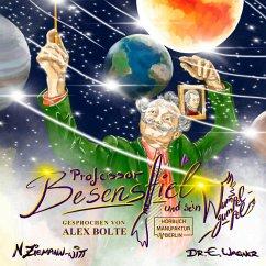 Professor Besenstiel - und sein Wumpelgumpel (ungekürzt) (MP3-Download) - Ziemann-Witt, Nicole
