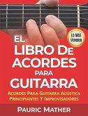 El Libro De Acordes Para Guitarra (eBook, ePUB)