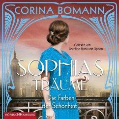 Die Farben der Schönheit - Sophias Träume / Sophia Bd.2 (MP3-Download) - Bomann, Corina