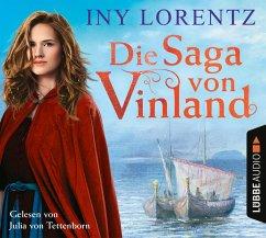 Die Saga von Vinland, 6 Audio-CD - Lorentz, Iny
