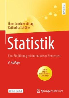 Statistik - Mittag, Hans-Joachim;Schüller, Katharina