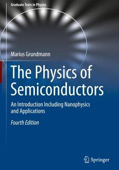 The Physics of Semiconductors - Grundmann, Marius