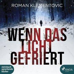 Wenn das Licht gefriert, 2 MP3-CD - Klementovic, Roman