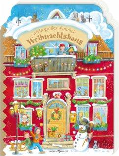 Mein großes Wimmel-Weihnachtshaus - Lörks, Vera