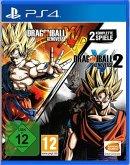 Dragon Ball Xenoverse + Xenoverse 2, 1 PS4-Blu-ray Disc