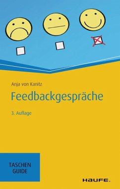 Feedbackgespräche (eBook, ePUB) - Kanitz, Anja von