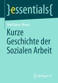 Kurze Geschichte der Sozialen Arbeit (eBook, PDF)
