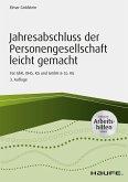 Jahresabschluss der Personengesellschaft leicht gemacht - inkl. Arbeitshilfen online (eBook, PDF)