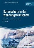 Datenschutz in der Wohnungswirtschaft - inkl. Arbeitshilfen online (eBook, PDF)