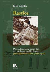 Rastlos - Müller, Felix