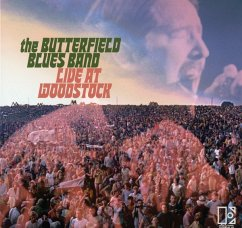 Live At Woodstock - Paul Butterfield Blues Band