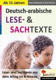 Deutsch-Arabische LESE- und SACHTEXTE (eBook, PDF)