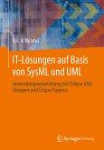 IT-Lösungen auf Basis von SysML und UML (eBook, PDF)