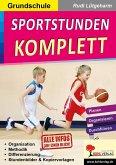 Sportstunden KOMPLETT (eBook, PDF)