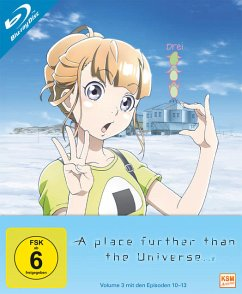 A Place Further Than The Universe - Volume 3 (Episode 10-13)