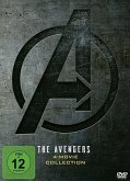 The Avengers 4-Movie Collection DVD-Box