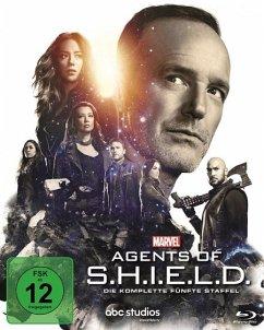 Marvel Agents of S.H.I.E.L.D. - 5. Staffel BLU-RAY Box