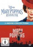 Mary Poppins & Mary Poppins Rückkehr - 2 Disc DVD