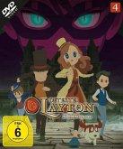 Detektei Layton - Katrielles rätselhafte Fälle: Volume 4