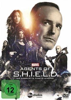 Marvel Agents of S.H.I.E.L.D. - 5. Staffel DVD-Box