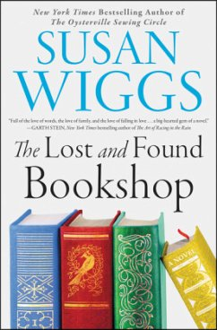 The Lost and Found Bookshop - Wiggs, Susan