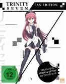 Trinity Seven - Die komplette Serie - Episode 1-12 + Movie Fan Edition