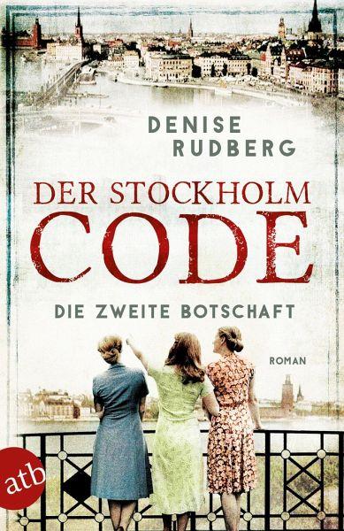 Buch-Reihe Stockholmer Geheimnisse