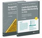 Buchpaket: Baugesetzbuch für Planer im Bild & Landesbauordnung Baden-Württemberg im Bild