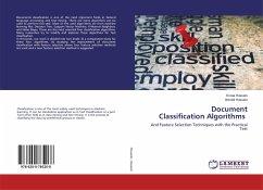 Document Classification Algorithms